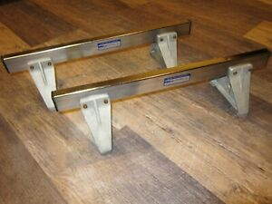 Chassis Stands Vintage 60 s Pbs Engineering Racing 6 3 4 In X 24 In Small Chrome