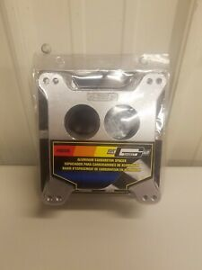 Mr Gasket 6008 Carb Carburetor Spacer 2 Inch Aluminum 4 Hole