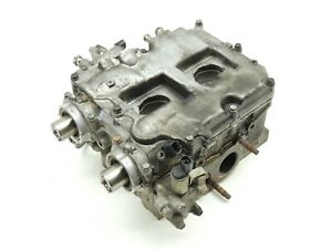 2014 Subaru Impreza Wrx Sti 2 5l Left Drivers Ej25 Cylinder Head Assembly 934l