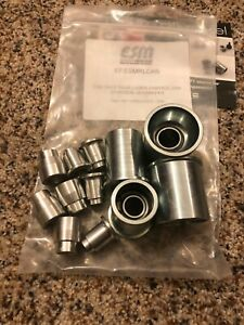 Esm Race Rear Lower Control Arm Spherical Bearing Kit Ef Esmrlcab 88 91 Civic