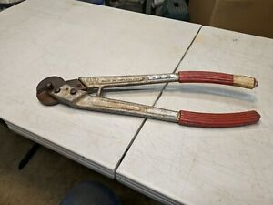 Felco C16 Electrical Wire Steel Cable Cutter 23 Long