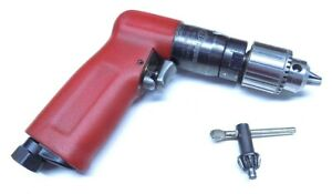 Lightly Used Ingersoll Rand 1 4 Reversible Mini Palm Drill Aircraft Tool
