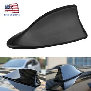 Universal Car Shark Fin Roof Antenna Radio Fm Am Decorate Aerial For Ford Nissan
