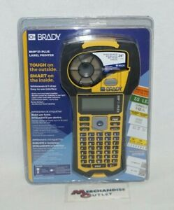 Brady Bmp21 plus Handheld Label Printer see Description