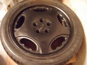Mercedes Benz Genuine Lorinser Lm1 18 Inch Rims With Tires