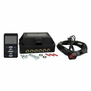 Air Lift 27718 3s 3 8 Manifold Air Management System With Alp3 Controller New