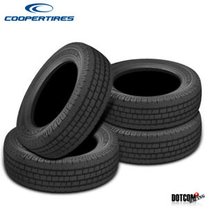 4 X New Cooper Discoverer Ht3 245 75r16 All Season Highway Tire