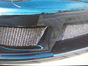 6 X2 Foot Car Truck Universal Spoiler Grill Grille Scoop Mesh Section Black