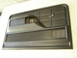 Oem Ford 1973 1979 Truck Door Panel Trim Bl L 1974 1975 1976 1977 1978 F150 F100