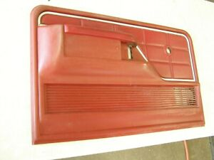 Oem Ford 1973 1979 Truck Door Panel Trim Mar 1974 1975 1976 1977 1978 F150 F100