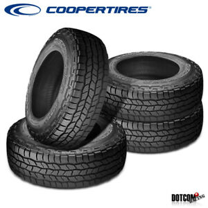 4 X New Cooper Discoverer At3 Lt Lt245 75r16r10 120r Tires