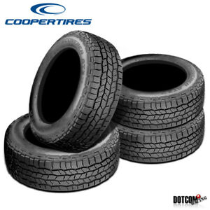 4 X New Cooper Discoverer At3 4s 245 75r16 111t Tires