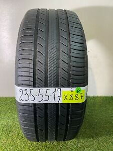 235 55 17 99h Used Tire Michelin Premier A S 70 7 32nds X887