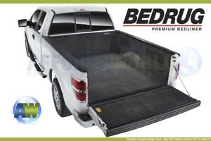 Bedrug Liner Mat For 2002 18 Ram 1500 2003 2018 Ram 2500 3500 8 2ft Truck Bed