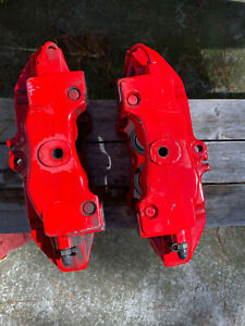 Porsche 996 Turbo Front Brake Calipers