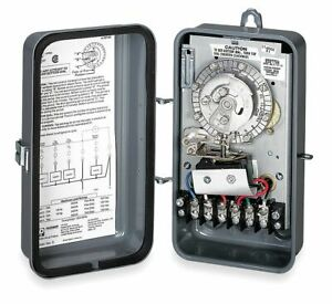 Paragon Defrost Timer Control 120vac Voltage Defrost Time minutes 3 To 45