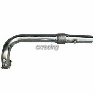 Cxracing 3 Turbo Downpipe For Honda Civic Integra With D Series D15 D16