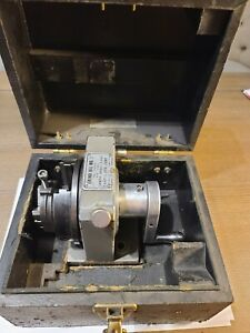 Harig Grind all No 1 Spin Indexing Fixture With Box Center Height 3 000