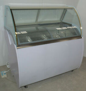 39 Commercial Popsicle Display Cabinet Ice Cream Ice lolly Showcase 220v 300w