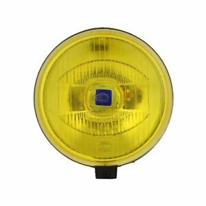 Hella Comet 500 Yellow Light Lens Driving Fog Lamp 12v 55w Yellow Light