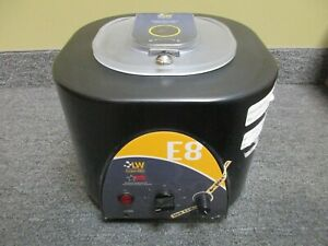 Lw Scientific E8 Centrifuge With 8 Place Fixed Speed Angled Rotor no Adapter