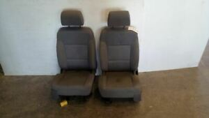 Pair Of Front Seats Manual Fits 14 18 Sierra 1500 Pickup 7064764