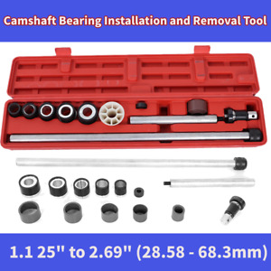 Engine Camshaft Cam Bearing Installation Insert And Removal Tool Kit