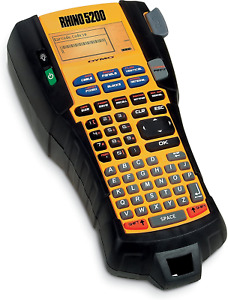 Dymo Industrial Rhino 5200 Label Maker 1755749