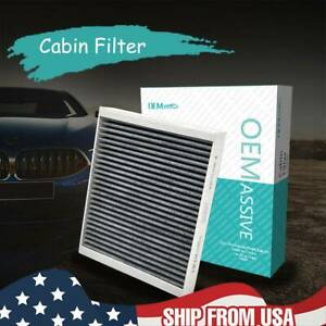 Activated Carbon Cabin Air Filter Cars For Chevy Cruze Malibu Trax Volt Sonic