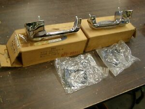 Nos Oem Ford 1973 Up Large Truck Door Handles 1974 1975 1976 1977 1978 1979 1980