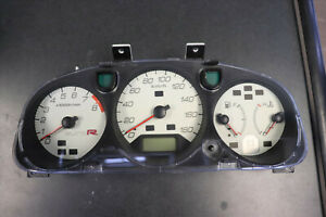 Jdm 1998 2002 Honda Accord Euro R Cl1 Torneo Gauge Cluster Speedometer H22a Red