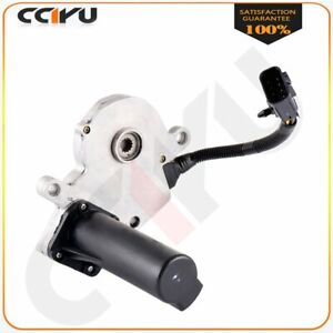 Transfer Case Shift Encoder Motor For Cadillac Chevy Dodge Gmc W Rpo Code Np8