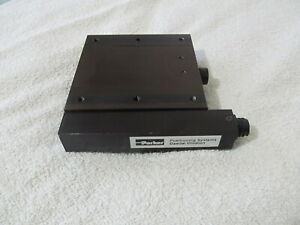Parker Daedal Linear Stage Positioner 2 Travel 5 X 5 Plate Center Drive