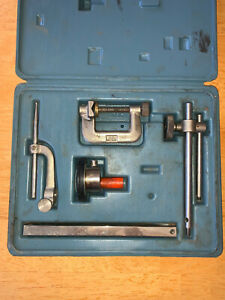 Vintage Ames 22a Dial Indicator Set With Case Made In Usa