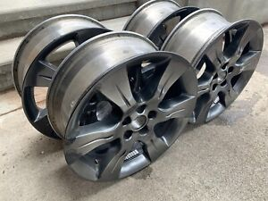 Toyota Sienna 19 2011 2017 Used Factory Rims Hyper Silver