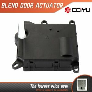 Hvac Heater Blend Door Actuator For Ford E 150 E 250 E 350 Econoline Windstar