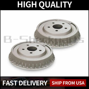 2x Centric Front Brake Drum Fit 1964 1969 Plymouth Barracuda 1970 1972 Duster