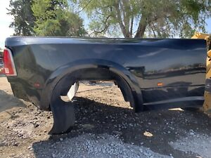 Black Dodge Ram Dually Long Box Rust Free 09 18 8 Drw 2014 Bed 5th Wheel Prep