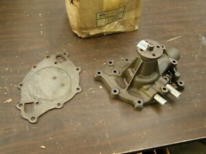 Nos Oem Ford R m Water Pump 1965 1969 Mustang Fairlane Galaxie 1966 1967 1968