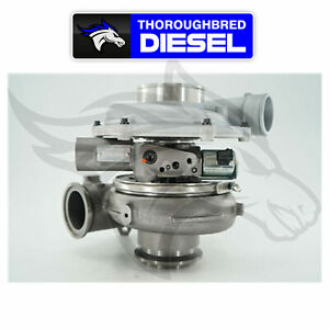 Calibrated Power Stealth 67g2 Turbo Only For 03 07 Ford 6 0l Powerstroke