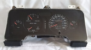 94 95 Dodge Ram Gas Truck Instrument Cluster