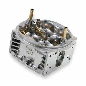 Holley 134 315 Ultra Xp Replacement Main Body 950 Cfm Shiny Finish New