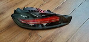 2017 2018 2019 Porsche Boxster Cayman Led Tail Light Lh Left Driver All Tabs Oem