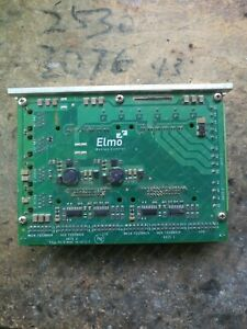 1pc Used Elmo Duo 0505 60ee Servo Drive tt8