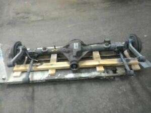Rear Axle Assembly 07 Jeep Wrangler Dana 44 Lhd 4 10 Ratio W O Tru Lok 1819117
