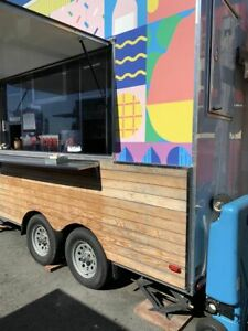 2018 8 6 X 14 Quality Cargo Shaved Ice Food Concession Trailer For Sale In C
