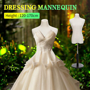 Female Dressing Mannequins Dressmaker Model 170cm Dummy Display Torso Us Stock