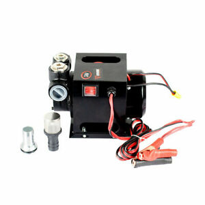 Heavy Duty Oil Diesel Transfer Pump 24v 70l m Continuous Rated For Industrial