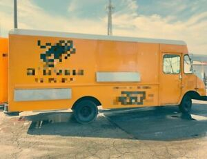 Fully Permitted Chevrolet P30 Step Van Street Food Truck For Sale In Florida