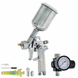 New Mini Detail Touch up Hvlp Spray Gun Auto Car Paint